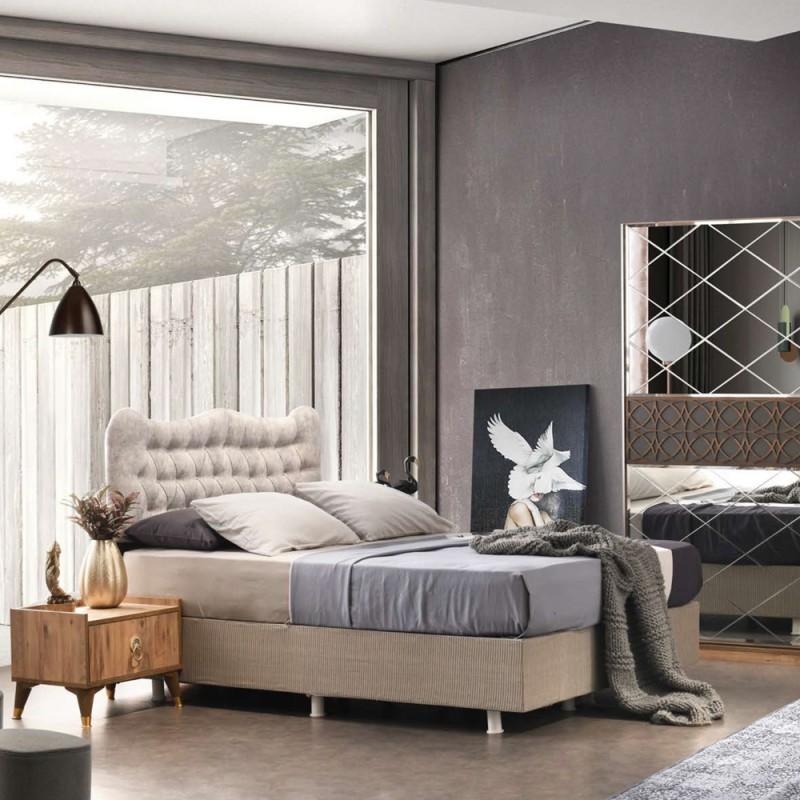 Bahar Bedroom - Yatak Odası