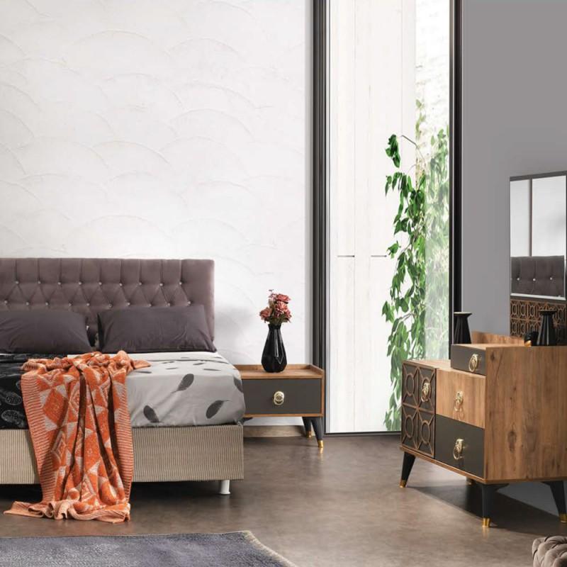 Damla Bedroom - Yatak Odası